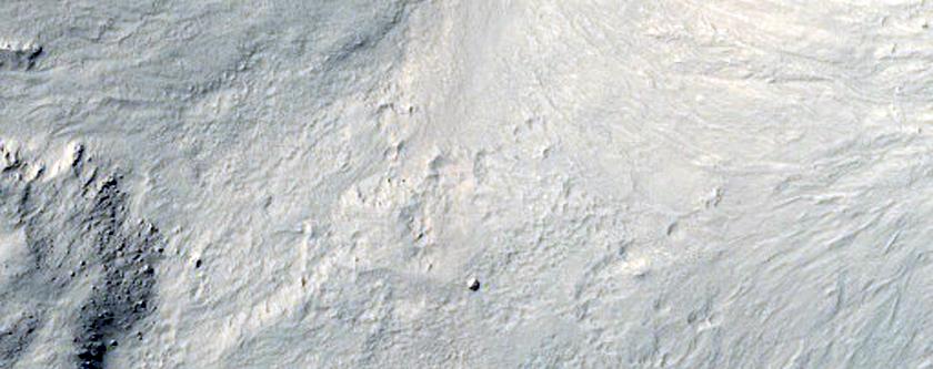 Fresh Crater