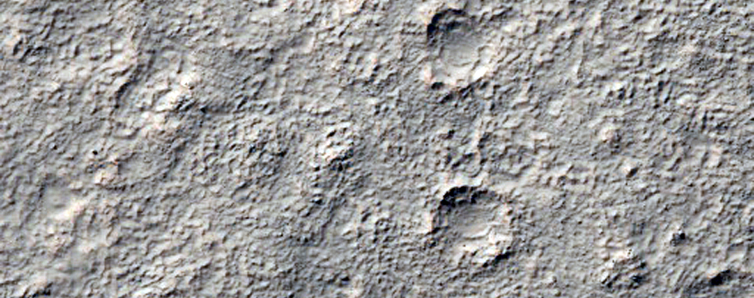 Channel Networks in Icaria Planum