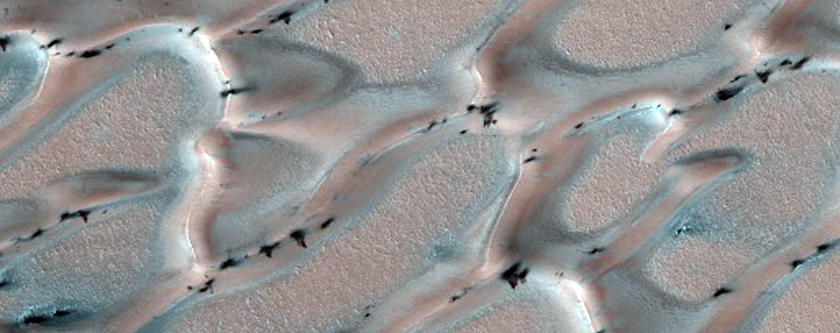 North Polar Dunes