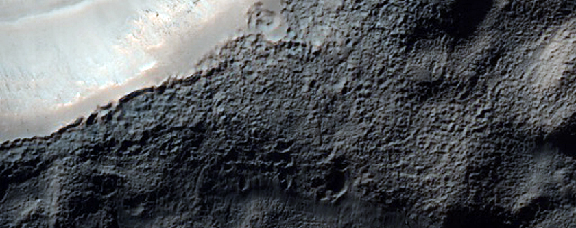 Shallow Crater with Pits in Terra Sirenum