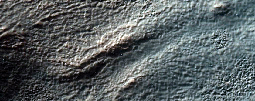 Tongue-Shaped Features in Terra Sirenum
