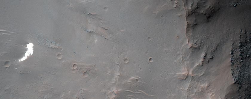 Search for Soviet Mars 6 Lander
