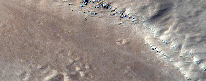 Collapsed Pits on Ascraeus Mons