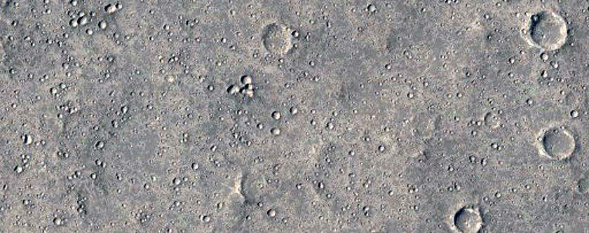 Crater Ray Segment