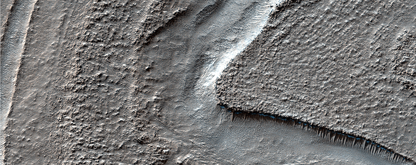 Flows in Hellas Planitia
