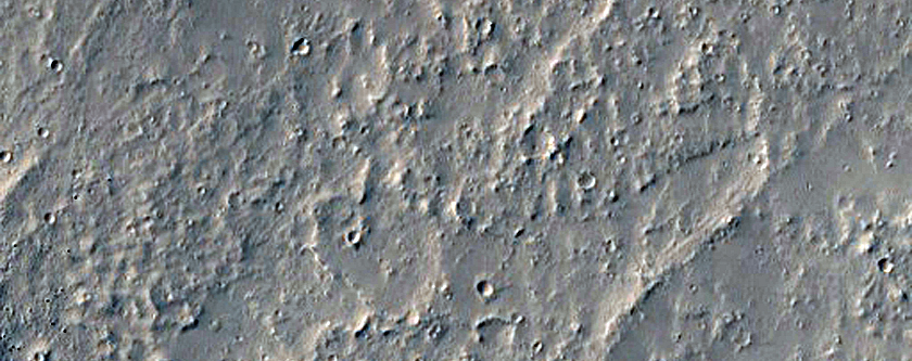 Flows in Ulysses Fossae