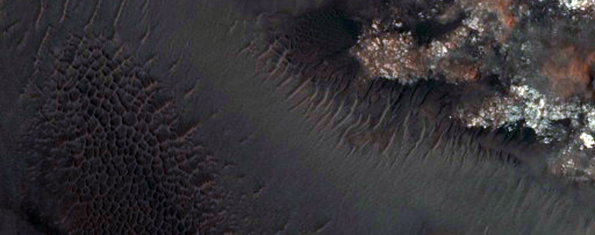 Central Uplift of an Impact Crater
