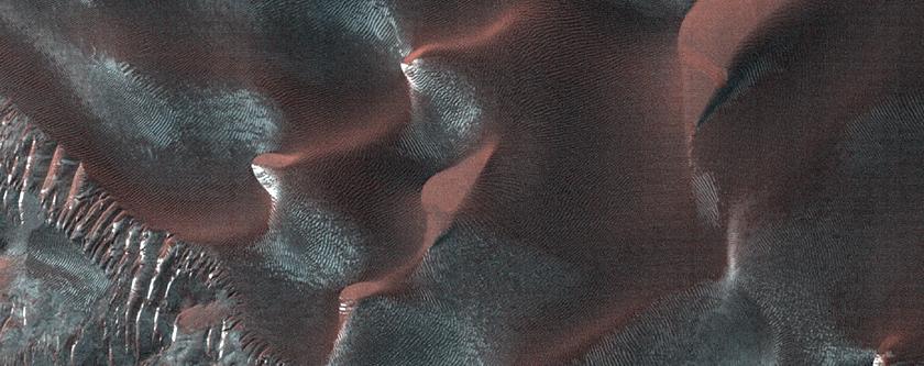 Surveillance des ravins de dune