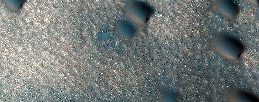 North Polar Barchan Dunes Dubbed Caladan