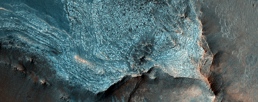 Colorful Layers in Nili Fossae