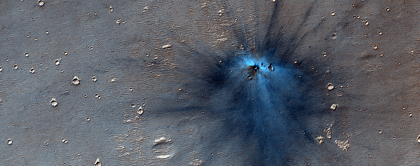 On the Hunt for New Impact Craters