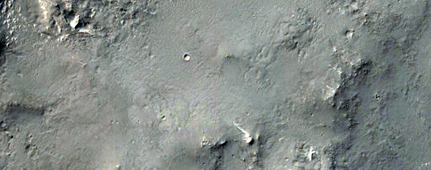 Terrain Sample in Western Arabia Terra