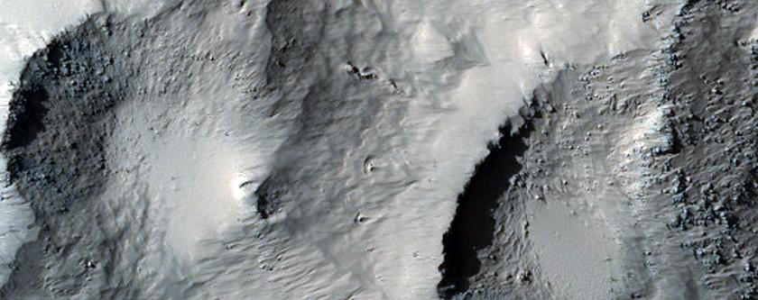 Olympus Mons Scarp
