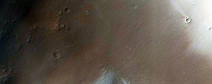 Possible Inverted Channels in Arabia Region