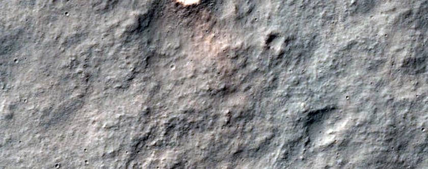 Drainage Features in Terra Cimmeria