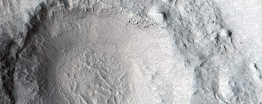 Nested Craters