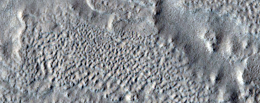 Debris Aprons in Arabia Terra