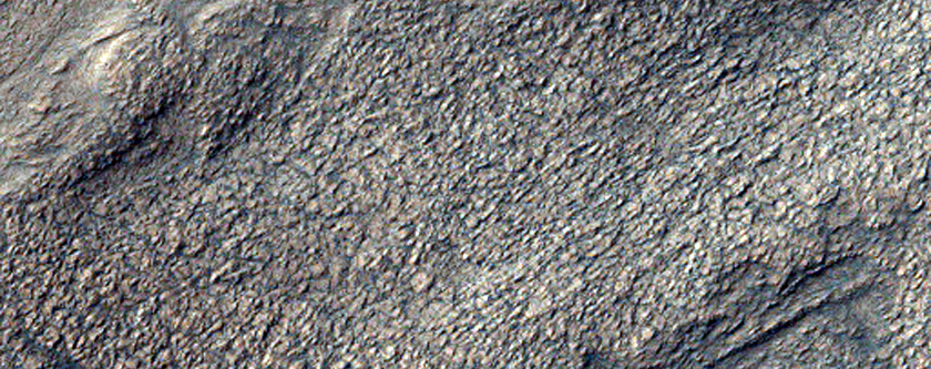 Ridge-Edged Polygons in Hellas Basin