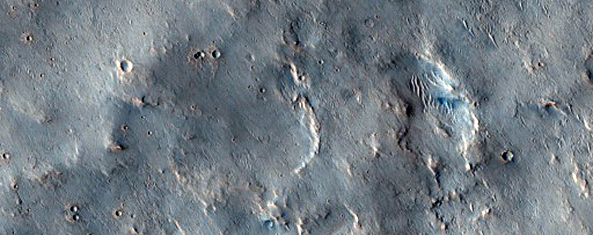 Sample East of Amenthes Planum