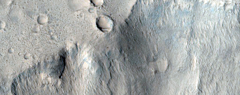 Spectral Variability in Mawrth Vallis Region