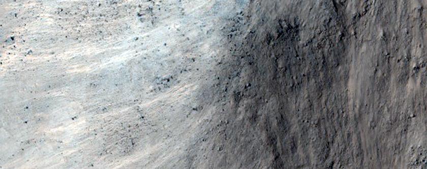 Erosional Morphologies in Lower Shalbatana Vallis