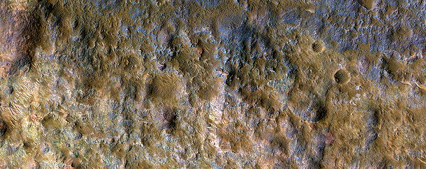 Martian M�lange