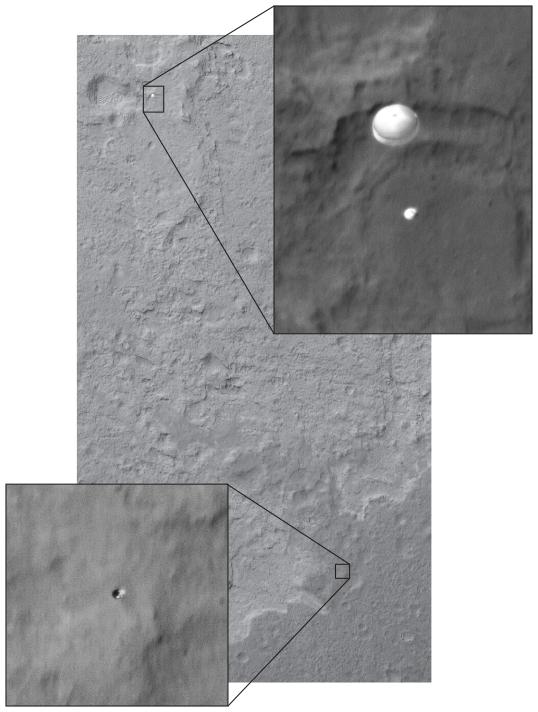 [Curiosity/MSL] L'exploration du Cratère Gale (1/3) - Page 6 Msl_parachute_heatshield
