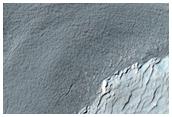 Lines of Pits Near Promethei Terra