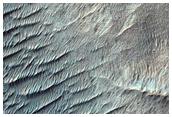 Possible Kaolinite Mound Deposits on Kashira Crater Floor
