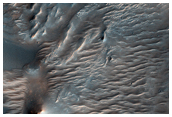 Dunes and Ripples in Valles Marineris
