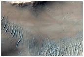 Terrain Features in Evros Vallis