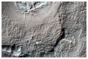 Terrain Sample in Hellas Region