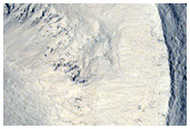 Fresh 1-Kilometer Impact Crater in Arcadia Planitia