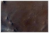 Craters in Arabia Terra
