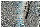 Dust-Raising Event and Streak Monitoring in Hellas Region