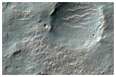 Samara Valles and Mars 6 Descent Area
