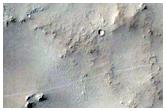 Mesa in Eastern Arabia Terra