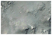 Terrain Sample in Western Arabia Terra
