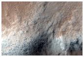 Hummocky Surface in Kasei Valles