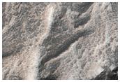 Survey of Claritas Fossae Scarp