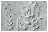 Extensive Outcrops of Rhythmic Stratigraphy in Arabia Terra