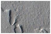 Southern Margin of Ascraeus Mons
