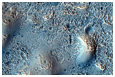 Mesas in Cydonia Region