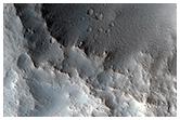 Mars yüzeyindeki antik katmanlar