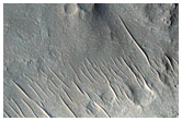 Fan Delta in Crater in Arabia Terra