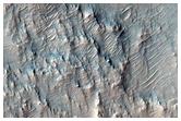 Knob in Northwest Hellas Planitia