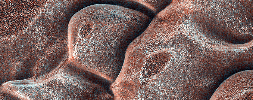 Martian Honeycomb Hideout
