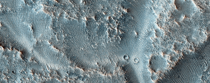 Oxbows and Cutoffs in Idaeus Fossae