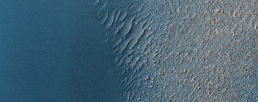 Changing Dust Devil Tracks and Sand Streaks in Noachis Terra