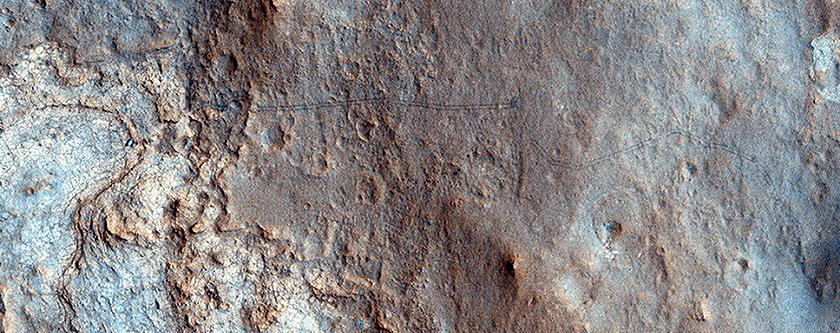 El MSL Curiosity en el Sol 157